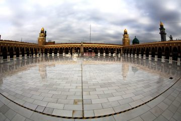 священных мест