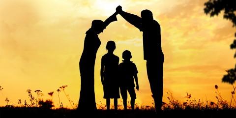 мусульманская-семья