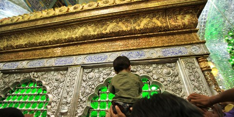 гробница-имама-али-в-неджефе