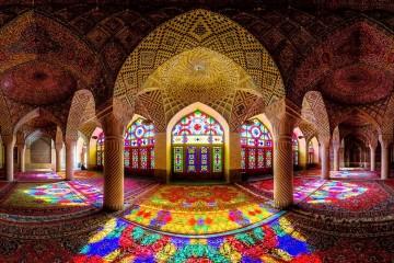 мечеть-насира-аль-мулька-в-ширазе