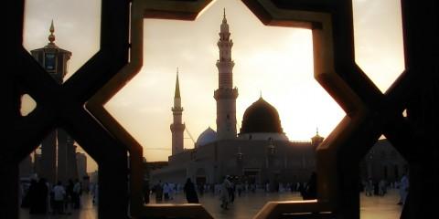 мечеть-пророка-в-медине
